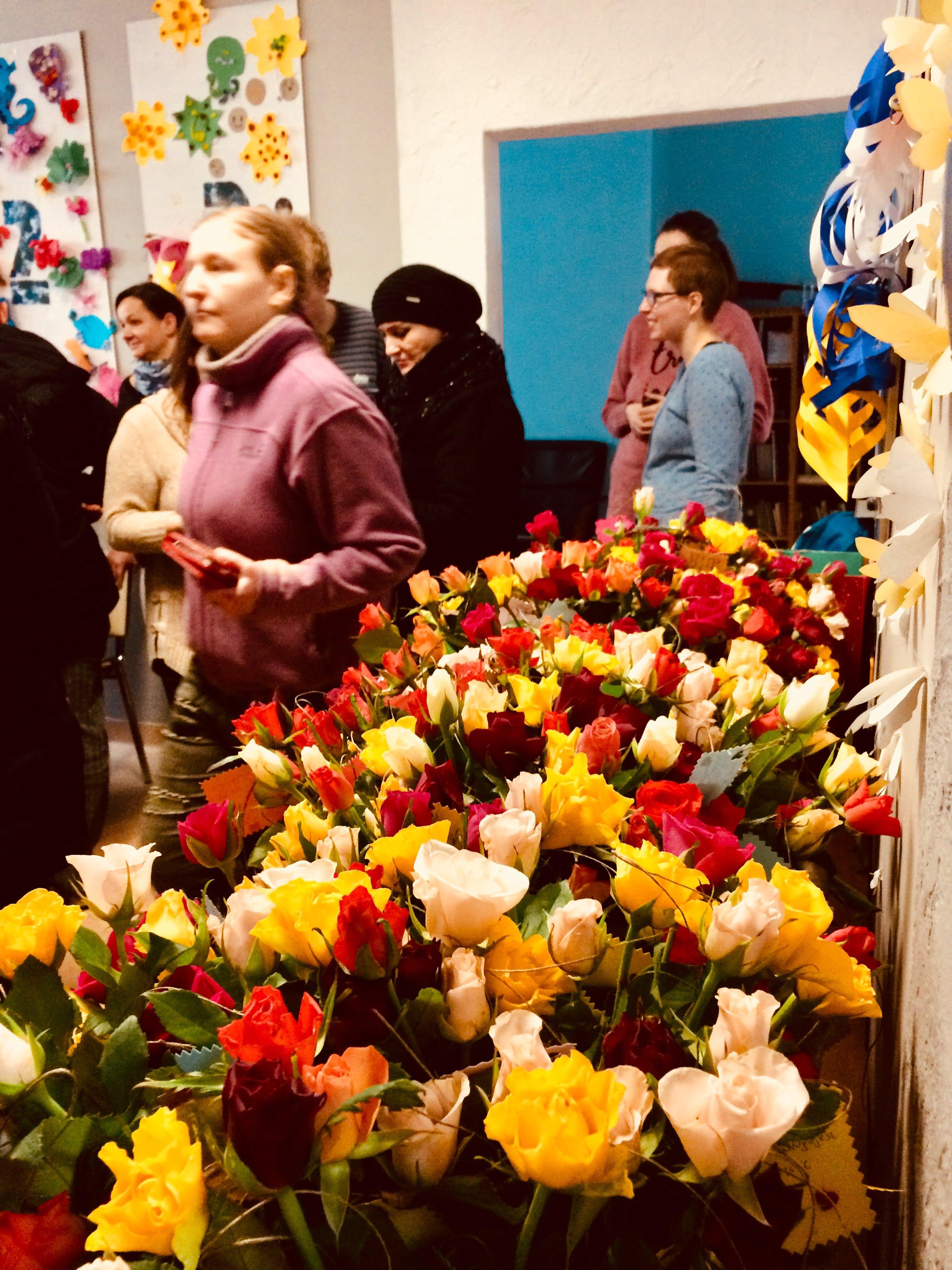Akcja Róża od Świętego Walentego , jak było ? Podsumowanie :)